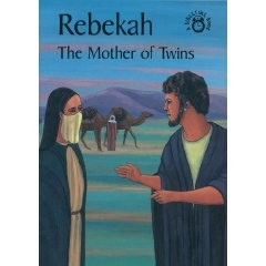 Rebekah: The Mother of Twins, Carine MacKenzie, Paper Back