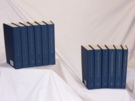 Works of Thomas Goodwin - 12 Volume Set - hard cover set
