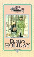 02 - Elsie's Holiday at Roselands, Book 2, Martha Finley, hard cover