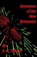 Synonyms of the New Testament, Richard C. Trench, paperback