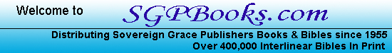 Interlinear Bible Sets - SGPBooks.com, Inc.